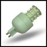 G9 LED Bulbs 240v