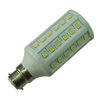 B22 12W Warm White Corn LED Bulb