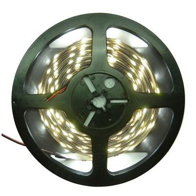 12V DC 10.8W / Metre 5630 IP20 Cool White LED Flex Strip