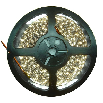 12V DC 14W / Metre 2835 IP65 Cool White LED Flex Strip