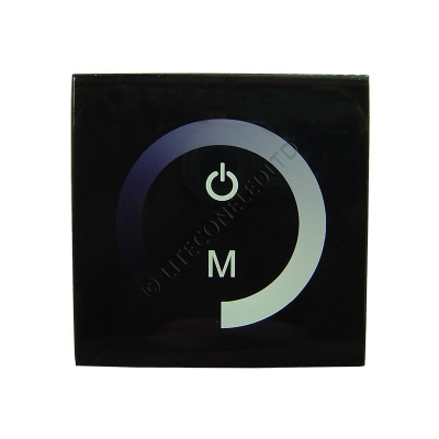 Wall Mount Touch Dimmer Controller