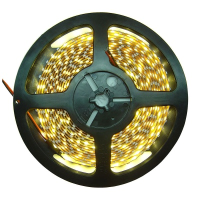 24V DC 12.8W / Metre 2835 IP20 Warm White LED Flex Strip CRI>95