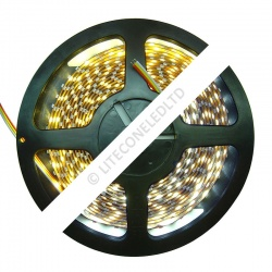 12V DC 14.4W / Metre 5050 IP20 CCT LED Flex Strip