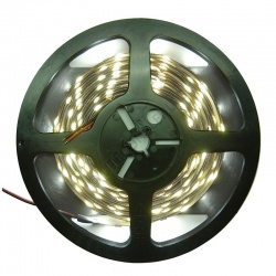 12V DC 7.2W / Metre 5050 IP20 Cool White LED Flex Strip