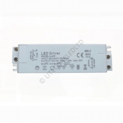 12V DC 15w (1.25A) Constant Voltage LED Driver