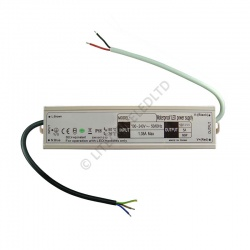 12V DC 60W (5A) IP66 Constant Voltage LED Driver