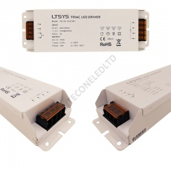 12V DC 75W (6.25A) Constant Voltage Triac Dimmable LED Driver