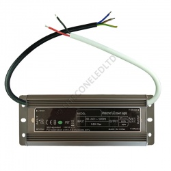12V DC 80W (6.67A) Constant Voltage LED Driver