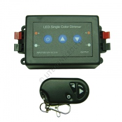 RF Wireless and Manual Dimmer with Keyring Remote