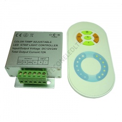 RF Wireless Touch Colour Temp Changing Controller