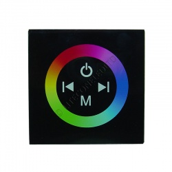 Wall Mount Touch RGB Rainbow Controller