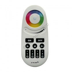 4 Zone 2.4GHz RGBW RF Remote