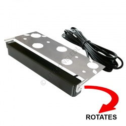 Rotatable Outdoor LED Hardscape Landscape Light 3000K 178mm